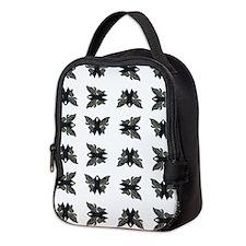 BLACK RIBBON Neoprene Lunch Bag