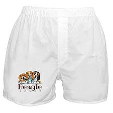 Beagle Lover Boxer Shorts