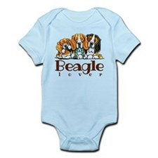 Beagle Lover Body Suit