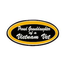 Proud Granddaughter Of A Vietnam Vet Patch
