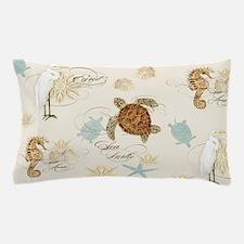 Funny Sea turtle Pillow Case