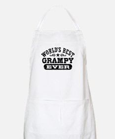 World's Best Grampy Ever Apron