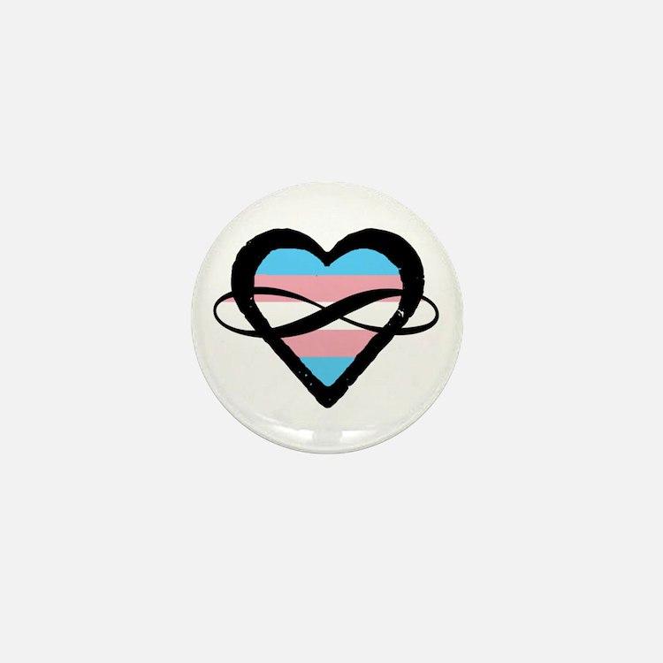 Cute Polyamory Mini Button