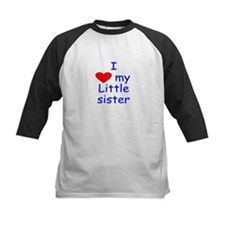 I love my little sister Tee