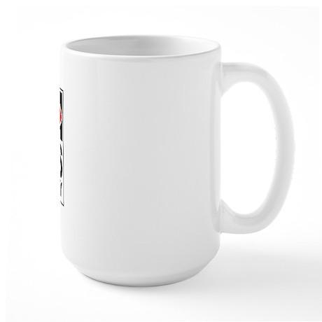Warning Koreans Make Me Horny Large Mug