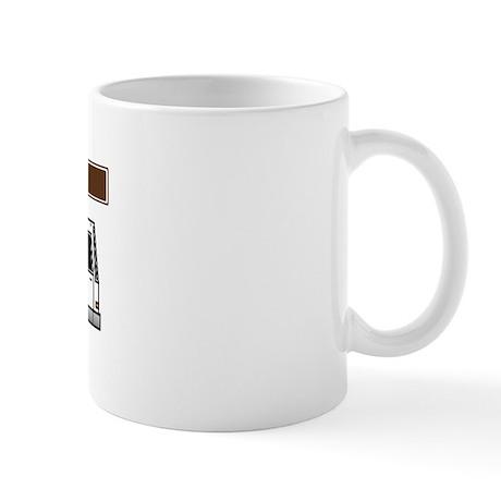 Open Road Club Mug