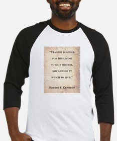 Cute Tolstoy quotes Baseball Jersey