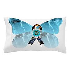 CRPS RSD Blazing Hand Starburst on Dua Pillow Case