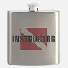 Cute Diver Flask