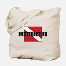 Funny Instructor Tote Bag
