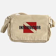 Cute Scuba Messenger Bag