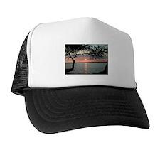 Sunset Carmel, Ca. Trucker Hat