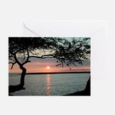 Sunset Carmel, Ca. Greeting Cards (Pk of 10)