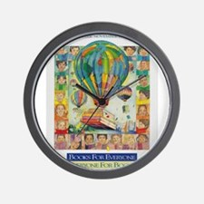 1994 Children's Book Week Wall Clock