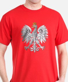 Poland Coat Of Arms T-Shirt