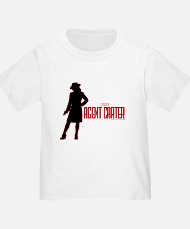 Agent Carter Red T