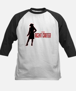 Agent Carter Red Tee