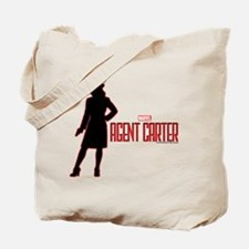Agent Carter Red Tote Bag