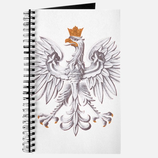 Poland Coat of arms Journal