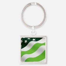 Green flag (ecology) Keychains