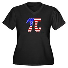 American Pi Plus Size T-Shirt