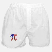 American Pi Boxer Shorts