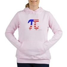 American Pi Women's Hooded Sweatshirt