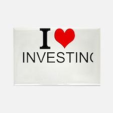 I Love Investing Magnets