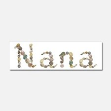 Nana Seashells 10x3 Car Magnet