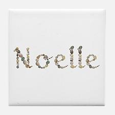 Noelle Seashells Tile Coaster