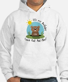Lisa birthday (groundhog) Jumper Hoody