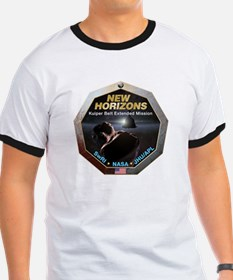New Horizons Decal with Flag T-Shirt