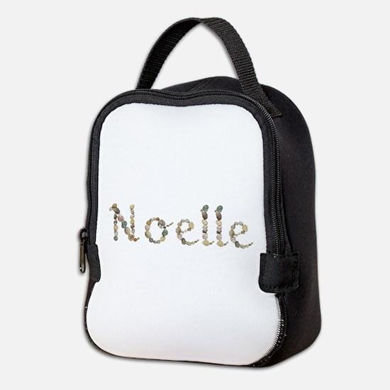 Noelle Seashells Neoprene Lunch Bag