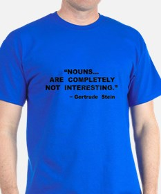 Nouns Not Interesting T-Shirt
