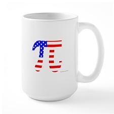 American Pi Mugs