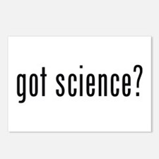 got science? Postcards (Package of 8)