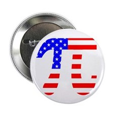 "American Pi 2.25"" Button (10 pack)"