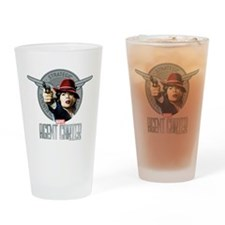Agent Carter SSR Drinking Glass