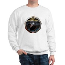 New Horizons Mission Sticker 2015 Sweatshirt