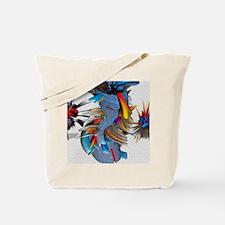 EBOLA ON STEROIDS Tote Bag