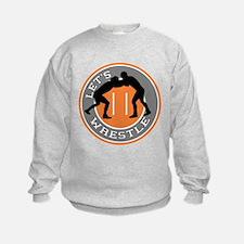 Let's Wrestle Sweatshirt