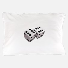 Lucky Dice Pillow Case
