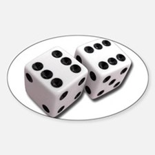 Lucky Dice Decal