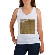 Minnie Beach Love Women's Tank Top