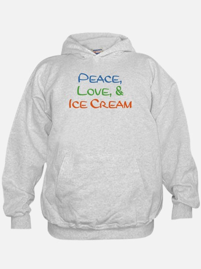 Ice Cream Hoodie