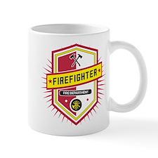 Firefighters Crest Mug