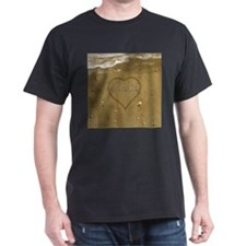 Mikayla Beach Love T-Shirt