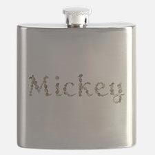 Mickey Seashells Flask