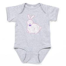 Plump Bunny Baby Bodysuit
