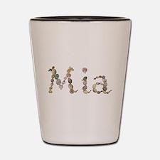 Mia Seashells Shot Glass